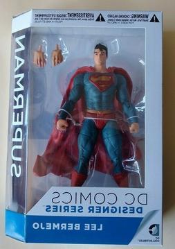 dc designer series lee bermejo superman action