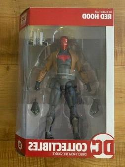 """DC ESSENTIALS RED HOOD FIGURE 7"""" DC COLLECTIBLES 18"""