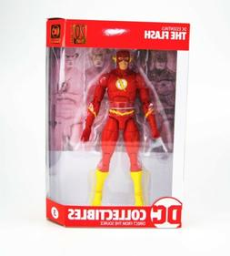 "DC Essentials THE FLASH 6.75"" Action Figure DC COMICS Coll"