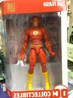 "DC Essentials THE FLASH Barry Allen 7"" Action Figure DC Coll"