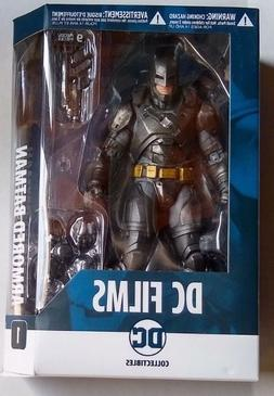 DC Films Premium Armored Batman Action Figure DC Collectible