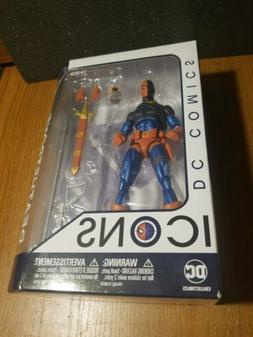 DC Icons Deathstroke Action Figure DC Collectibles New Seale