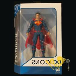 dc icons rebirth superman 6 action figure