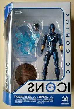 DC Collectibles DC Icons Static Shock Action Figure Sealed