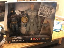 """DC Justice League Batman vs Steppenwolf Figures 12"""""""