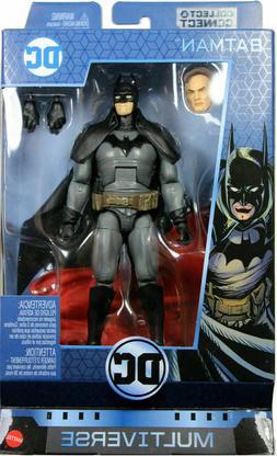"DC Multiverse ~ 6"" GASLIGHT BATMAN  ACTION FIGURE ~ Mattel"