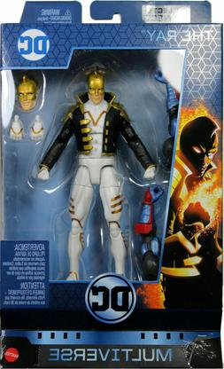 """DC Multiverse ~ 6"""" REBIRTH THE RAY  ACTION FIGURE ~ Mattel"""
