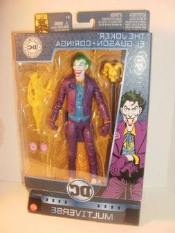 MATTEL DC MULTIVERSE BATMAN 80 ANNIVERSARY ORIGINAL THE JOKE