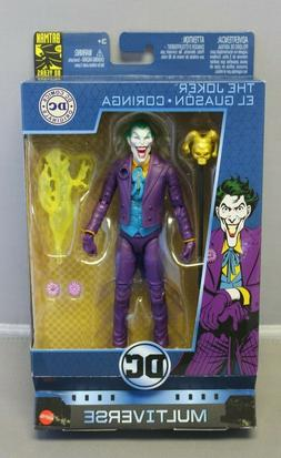 DC Multiverse Batman 80th Anniversary Originals Joker Action