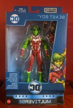 DC Multiverse BEAST BOY 6 Inch Collect & Connect Ninja Batma