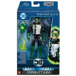 "DC Multiverse Kyle Rayner Green Lantern 6"" Collect Connect L"