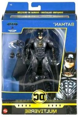 """DC Multiverse Signature Collection BATMAN 6"""" Action Figure F"""