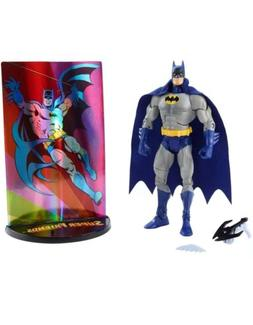 "DC MULTIVERSE SUPERFRIENDS BATMAN 6"" Inch Retro Action Figur"