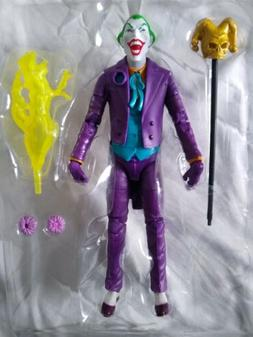 "DC Multiverse THE JOKER 6"" Action Figure Comics Original 80t"