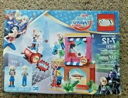 🎡 Lego DC Superhero Girls Harley Quinn To The Rescue 4123