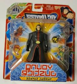 DC Universe Direct Collectibles Young Justice Vandal Savage