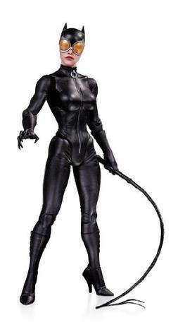 DC Comics Designer Series 2 Greg Capullo Catwoman Action Fig