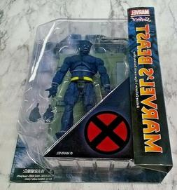 "Marvel Select / Diamond Select Marvel's X-Men Beast 8"" Actio"
