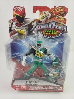 Dino Steel Green Ranger Power Rangers Dino Super Charge Acti