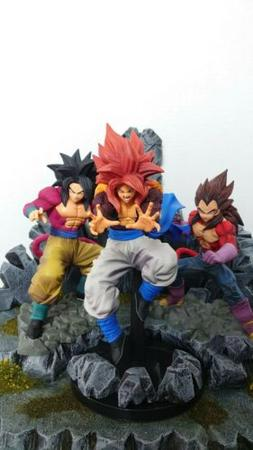 Diorama Action Figures Dragon Ball Z Super for Ikea Detolf S