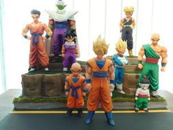Diorama Action Figures Dragon Ball Z for Ikea Detolf SHFigua