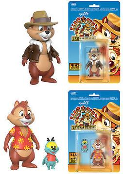 Funko Disney Afternoon ~ CHIP & DALE ACTION FIGURE SET ~ IN