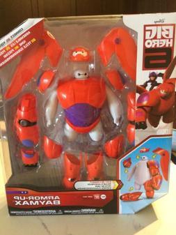 Disney Big Hero 6: Armor Up Baymax Action Figure Loose,