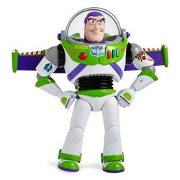 Disney Buzz Lightyear Talking Action Figure, Multi