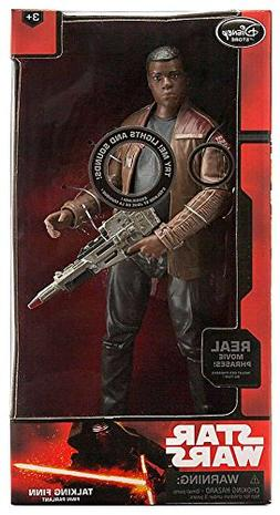 Disney Star Wars The Force Awakens Finn 13 1/2 Talking Actio