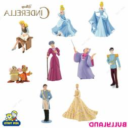 Disney Princess Cinderella Figures Figurines Toy Cake Topper