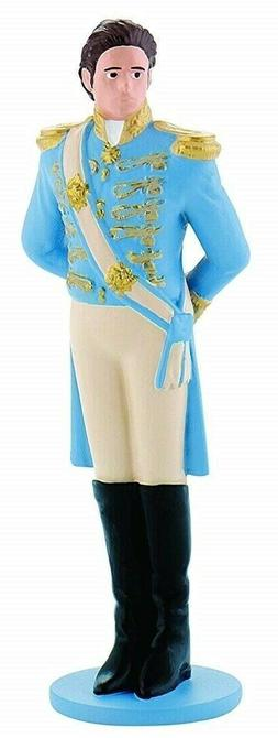 Bullyland Disney Royal Prince Charming Live Action Doll Figu