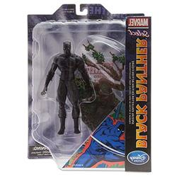 "Disney Marvel Select Black Panther 7"" Action Figure"