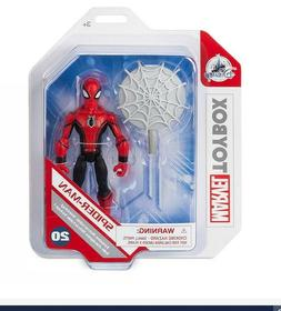 "Disney Spider-Man Action Figure 4 3/4"" - Marvel Toybox - New"