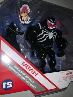 Disney Store Exclusive Toybox Marvel's Spider-Man VENOM Acti
