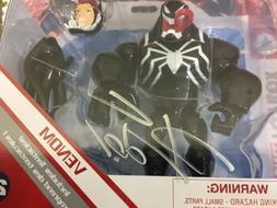 Disney Store Toybox Marvel Spider-Man VENOM Action Figure Si