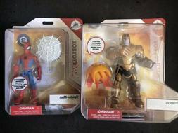 Disney Store Marvel Toybox Thanos & Spider-Man Action Figure