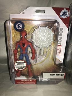 Disney Toybox Marvel Figure Spider-Man!! New!