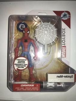 Disney Toybox Marvel Spider-Man Action Figure NIB