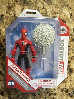 Disney Toybox Marvel Spider-Man Red & Black Suit Exclusive A