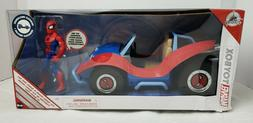Disney Marvel Toybox The Spider-Mobil & Spider Man Set
