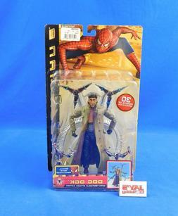 """Doc Ock 6"""" Action Figure Spider-Man 2 Movie 2004 ToyBiz New"""