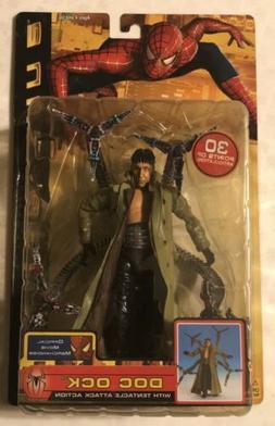 Doc Ock action figure - Spider-Man 2 - ToyBiz  2004