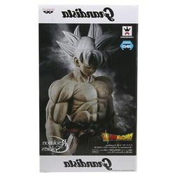 Banpresto Dragon Ball Grandista Ultra Instinct Goku Figure