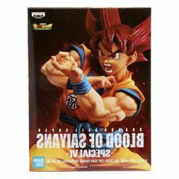 Banpresto Dragon Ball Super Blood Of Saiyans Special Ver. 6