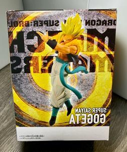 Banpresto Dragon Ball Super Match Makers - Super Saiyan Goge