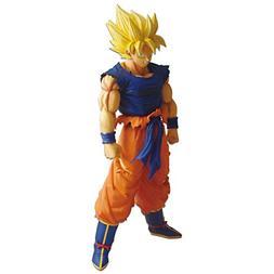 Banpresto Dragon Ball Super Prize Action Figures, Orange/Blu