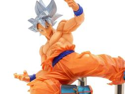 Dragon Ball Super Son Goku FES Stage 8 Ultra Instinct Anime