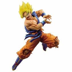 Banpresto Dragon Ball Super Super Saiyan Goku Z Battle Figur