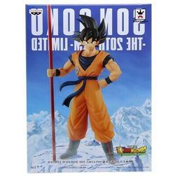 Banpresto Dragon Ball Super The 20th Film Goku Limited Editi