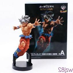 Dragon Ball Super ULTRA INSTINCT SON GOKOU Goku Figure Grand